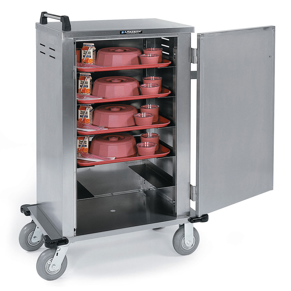 Lakeside 5500 6 Tray Ambient Meal Delivery Cart