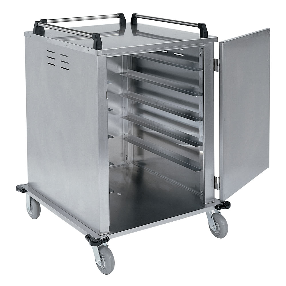 Lakeside 5710 10-Tray Ambient Meal Delivery Cart