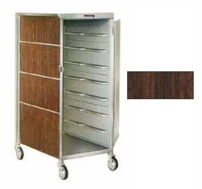 Lakeside 655 WAL 16-Tray Ambient Meal Delivery Cart