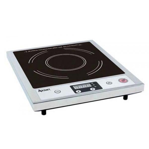 Adcraft IND-A120V Countertop Commercial Induction Cooktop w/ (1) Burner, 120v