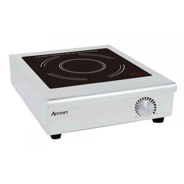 Adcraft IND-C208V Countertop Commercial Induction Cooktop w/ (1) Burner, 208v/1ph