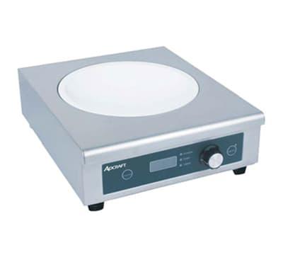 Adcraft IND-WOK208V Countertop Commercial Induction Wok Unit, 208v/1ph