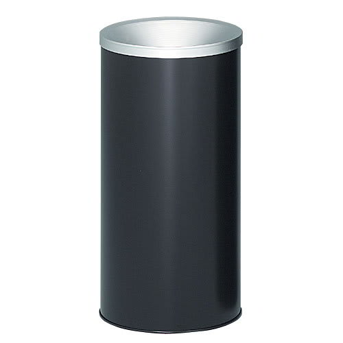 Witt 2000BK Urn Cigarette Receptacle - Outdoor Rated