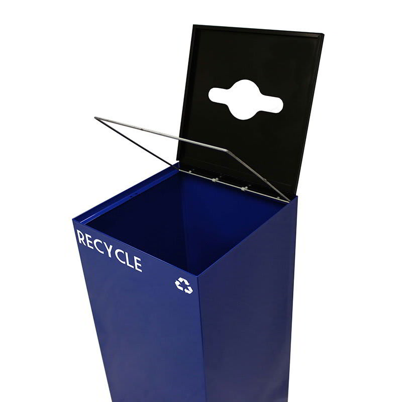 Witt GEO-BAIL Square Retainer Band For Geocube Recyling Containers