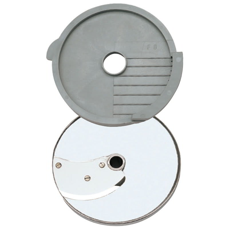 Robot Coupe 27116 French Fry Disc Assembly for R402 Series A, 8x8-mm