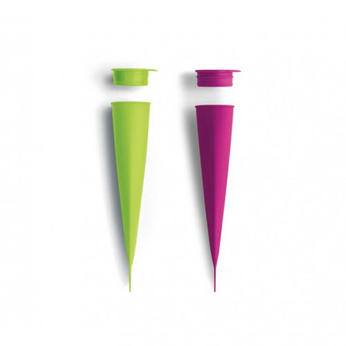 "Lekue 3400200BI06U007 1.5"" Kid Pop Mold - Silicone, Assorted Colors"