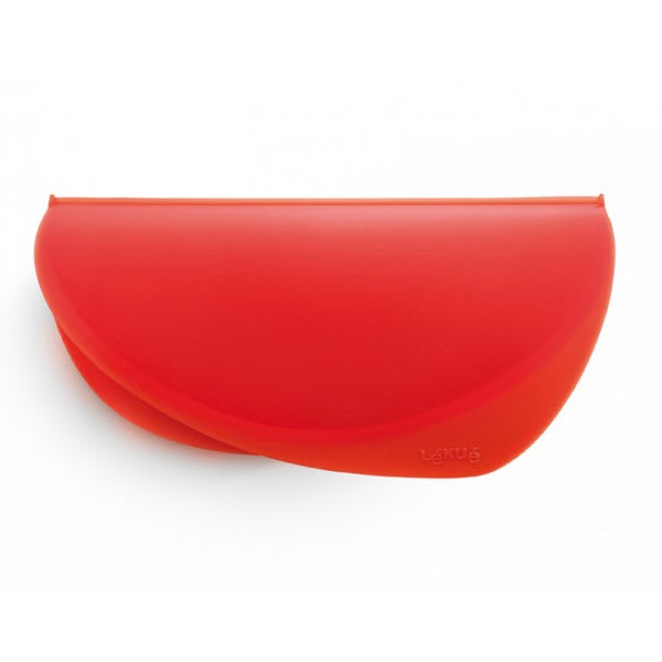 Lekue 3402700R10U008 Silicone Omelet Cooker - Red