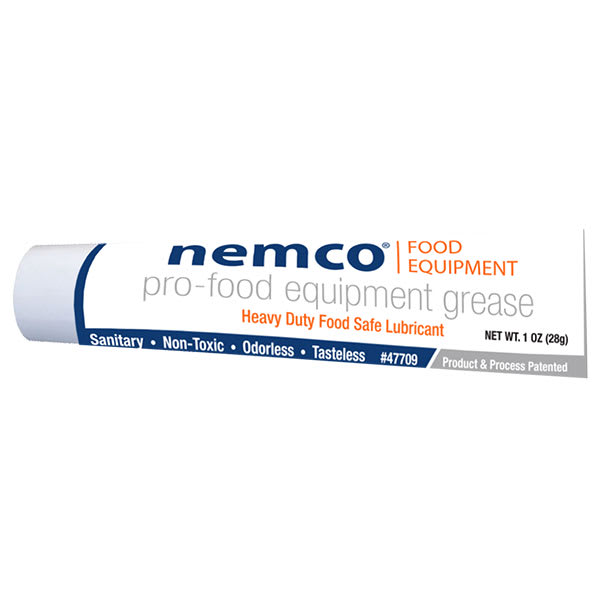 Nemco 47709 1-oz Grease Gel Lubricant, Food Safe