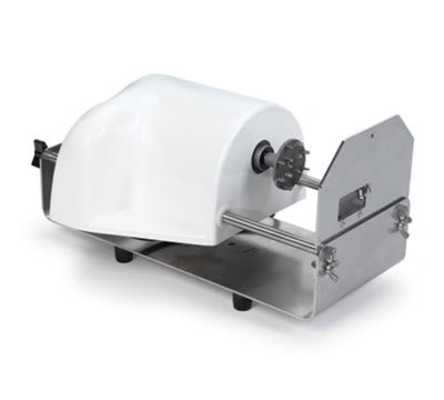 Nemco 55150B-WR Wavy Ribbon Fry Potato Cutter w/ Interchangeable Blade Assembly & Stainless, 120/1V