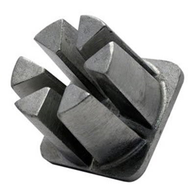 Nemco 55442 6-Section Wedge Push Block For Easy FryKutter
