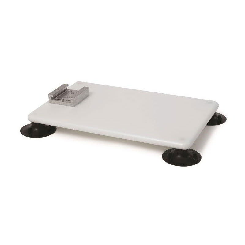 Nemco 55816 Portable Base For Easy Slicers & Easy Shredders, Aluminum Mount