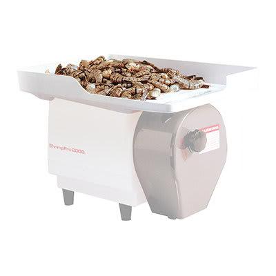 Nemco 56004 ShrimpPrep Feeder Tray For High Volume Jobs