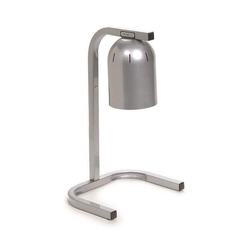 Nemco 6000A-1 Freestanding Infrared Heat Lamp w/ Single Bulb, 120v