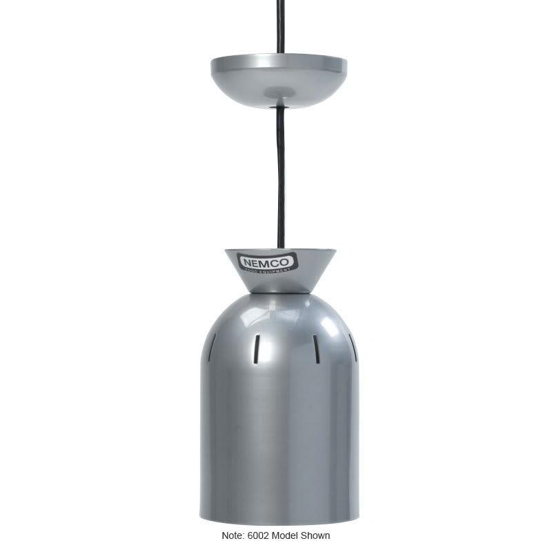 Nemco 6003 Ceiling Mount Heat Lamp w/ Single Bulb & 4 ft Tube, 120/1 V