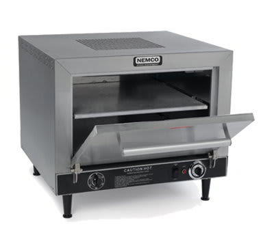 Nemco 6205 Countertop Pizza Oven - Single Deck, 120v