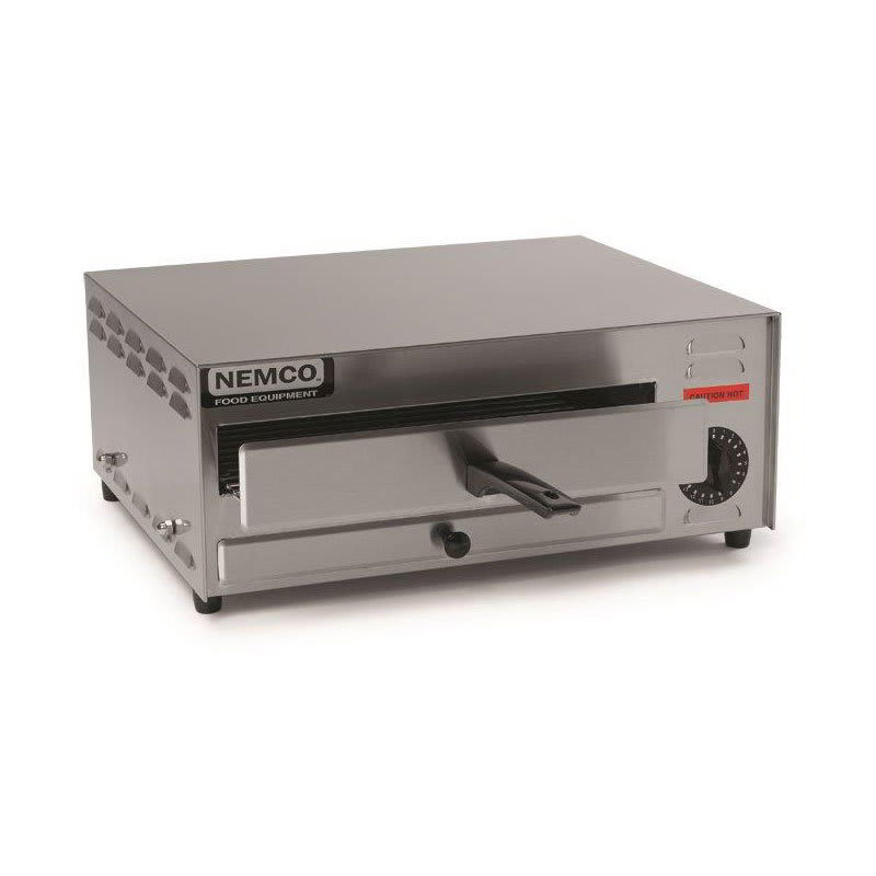 Nemco 6215 Countertop Pizza Oven - Single Deck, 120v