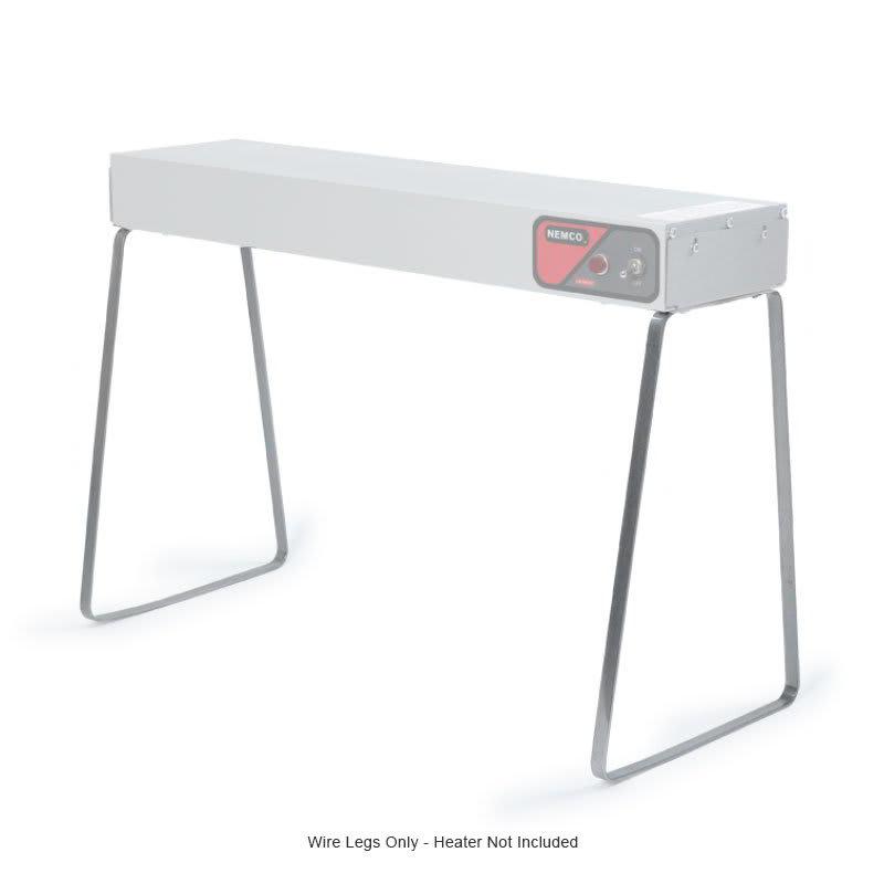 "Nemco 66099 16"" Wire Leg Set for Strip Heater"