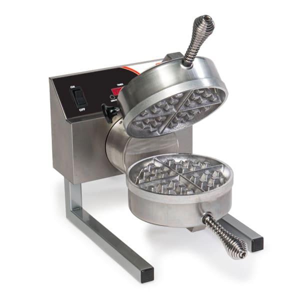 Nemco 7020A-1AS Single Belgian Waffle Baker w/ Digital Programmable Controls, 120v