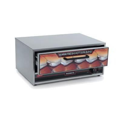 Nemco 8045W-BWS Moist Heat Bun/Food Warmer w/ 64-Bun Capacity, For 8045W, 120v