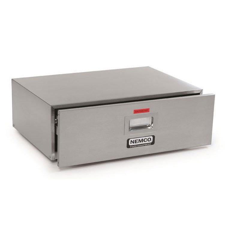 Nemco 8048-BW Heated Bun Warmer w/ 48-Bun Capacity For 8018-Series, 120/1 V