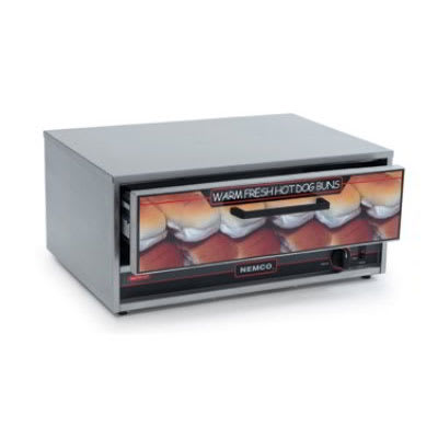 Nemco 8075-BW Moist Heat Bun Warmer w/ 64 Bun Capacity For 8075 Series, 120/1 V