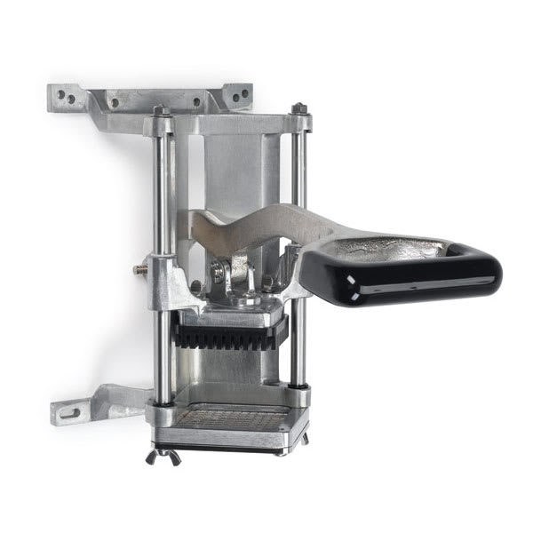 Nemco 55450-4 4 Section Food Cutter Wedger w/ Short Throw Handle & Wall Or Countertop Mount