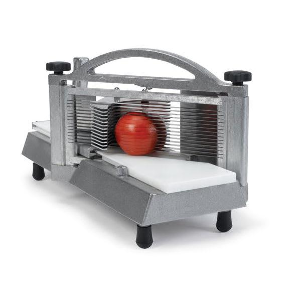 """Nemco 56600-3 Tomato Slicer II w/ .38"""" Compact Slice, Razor Sharp Blades & Ergonomic Handle"""