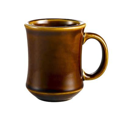 CAC PM7C 7 oz Provo Mug - Ceramic, Caramel