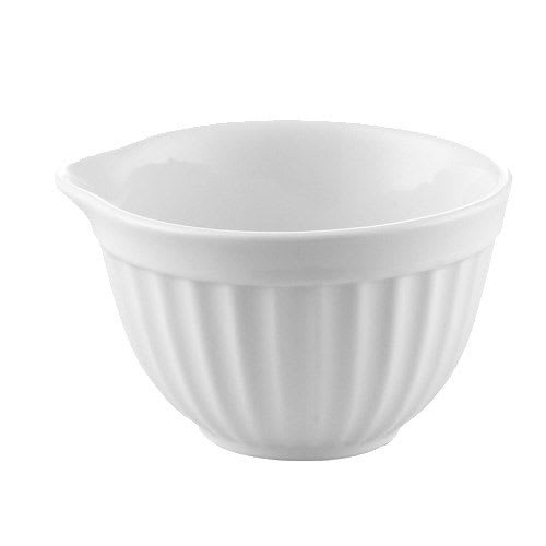 CAC RKF-215 15-oz RKF Ramekin - Porcelain, Super White