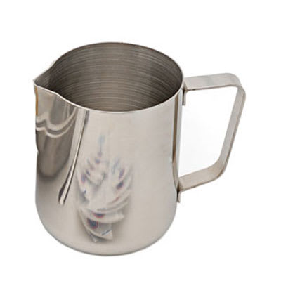 Cecilware 60247 32 oz Stainless Steel Steam Pitcher