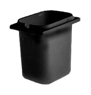 Cecilware A2003 Crushed Fruit Jar, 2-1/2 qt Capacity, Black Propylene