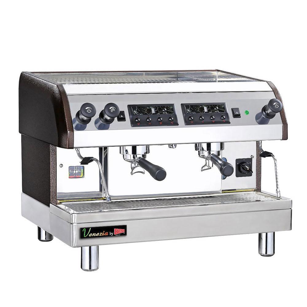 Espresso Maker Commercial ~ Cecilware esp v twin espresso machine w cups hr