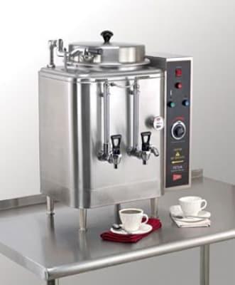 Cecilware FE75N-1 Single Coffee Urn w/ 3 gal/Liner Capacity, Automatic, 1 lb Batch, 240v/1ph