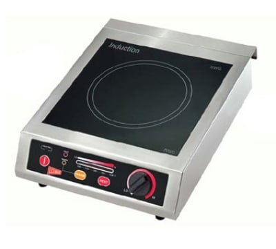 Cecilware IC18A Countertop Commercial Induction Cooktop, 120v
