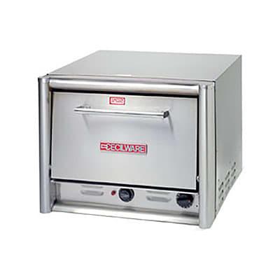 Cecilware PO18 Countertop Pizza Oven - Single Deck, 120v