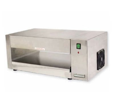 "Merco Savory 16003 24"" Electric Cheese Melter w/ Quartz Element, Stainless, 240v/60/1ph"