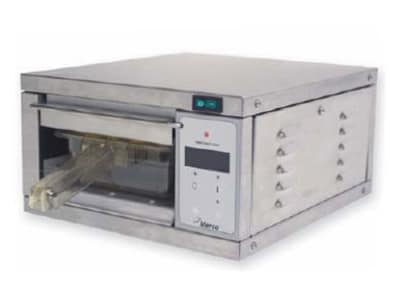 Merco Savory 86007 Holding Cabinet w/ 1-Bin, 1-Cavity & Programmable Menu, Stainless, 120/1 V