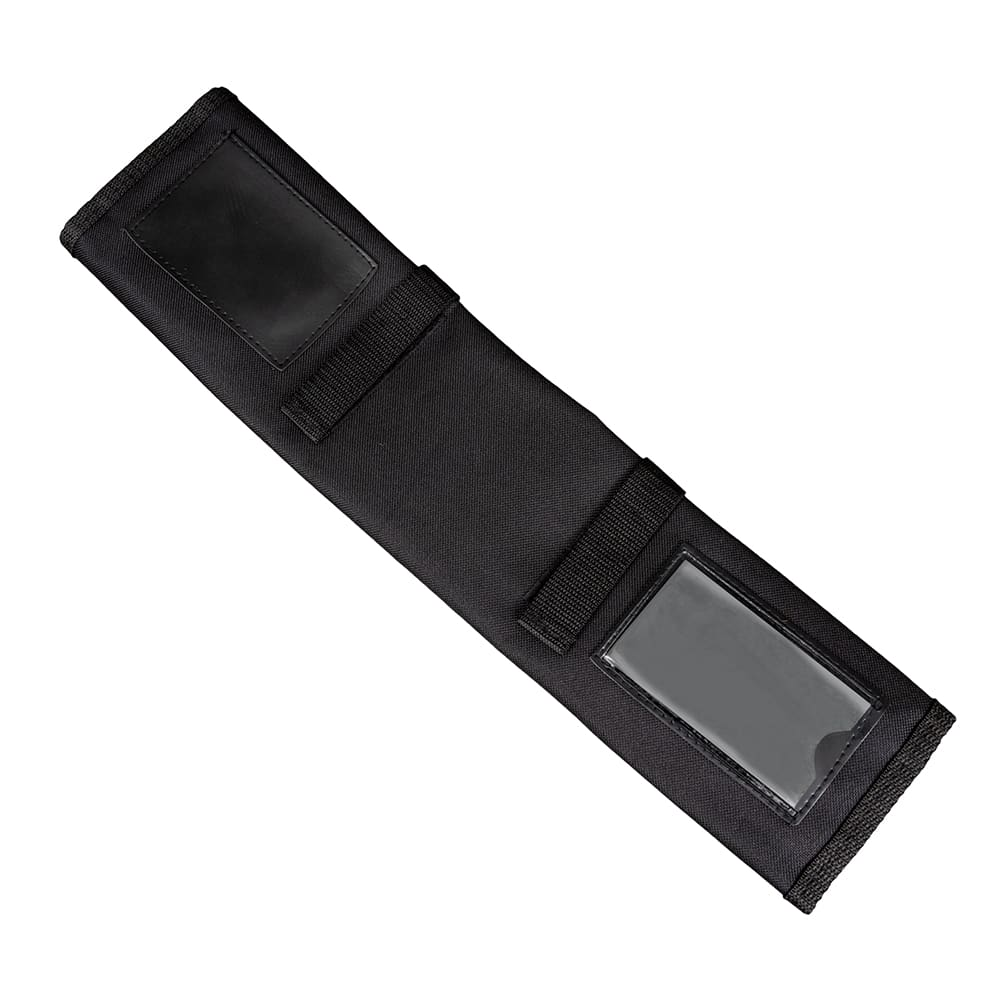Dexter Russell CC3 Cutlery Case Only for 3-Pieces, Polyester w/ Velcro Straps