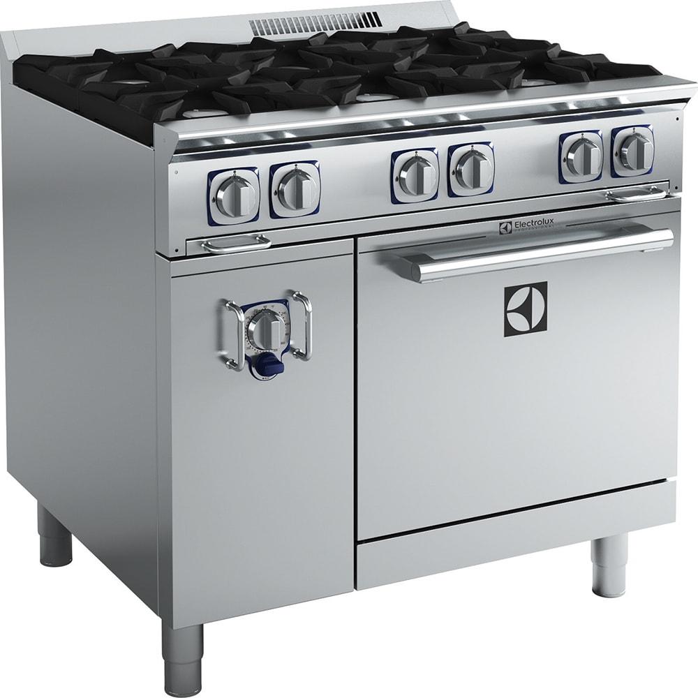 """Electrolux 169106 36"""" 6-Burner Gas Range"""