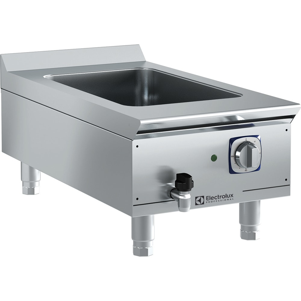 "Electrolux 169124 16"" Bain Marie w/ Thermostat Control, Export"