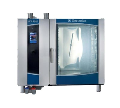 Electrolux 267753 Full-Size Combi-Oven, Boilerless, LP