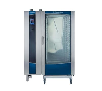 Electrolux 267755 Full-Size Combi-Oven, Boilerless, LP