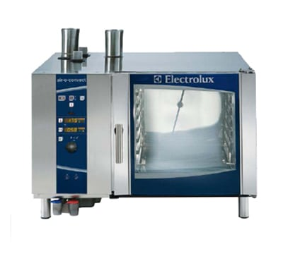 Electrolux 269751 Full-Size Combi-Oven, Boilerless, NG