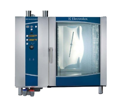 Electrolux 269753 Full-Size Combi-Oven, Boilerless, LP