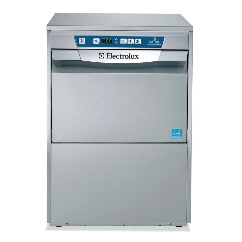 Electrolux 502315 High Temp Rack Undercounter Dishwasher w/ Built-In Booster & (30) Racks/hr, 208v/1ph