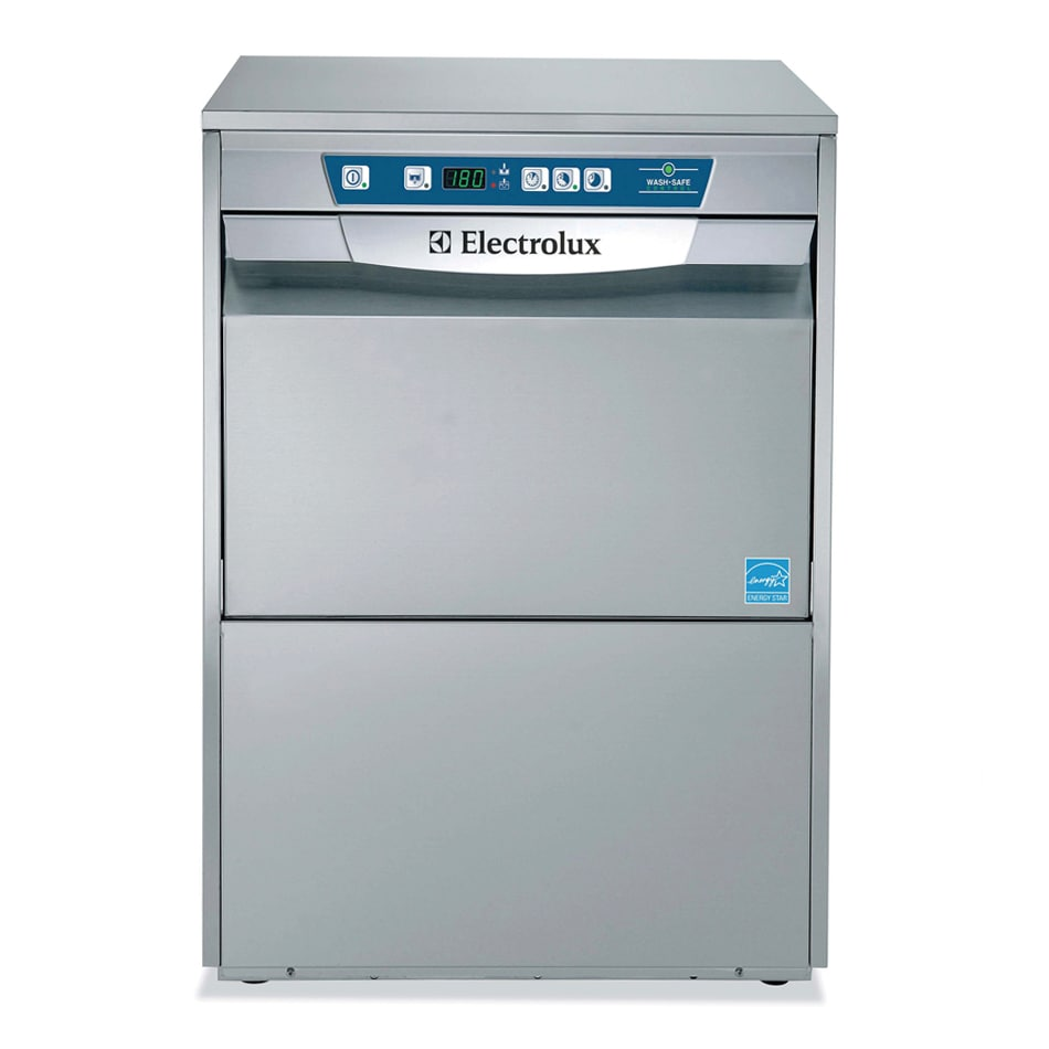Electrolux 502316 High Temp Rack Undercounter Dishwasher - (30) Racks/hr, 240v/1ph