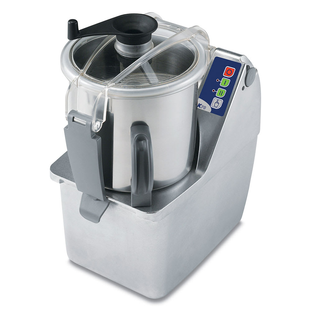 Electrolux 600520 7.4 qt Vertical Cutter Mixer - Bench Style, Variable Speed, 120/1V