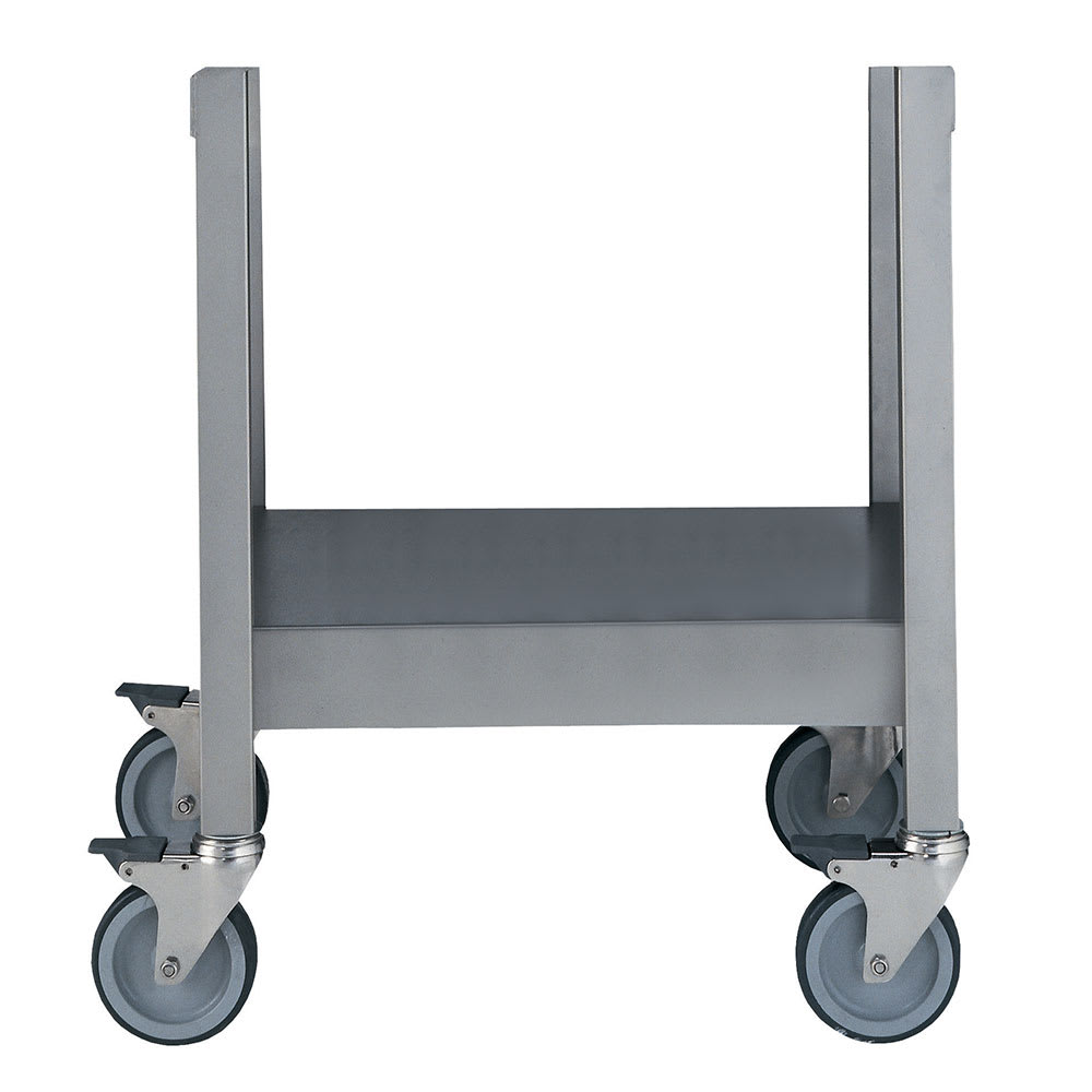 "Electrolux 653017 17.5"" x 21"" Mobile Equipment Stand for TR260 Slicers, Undershelf"