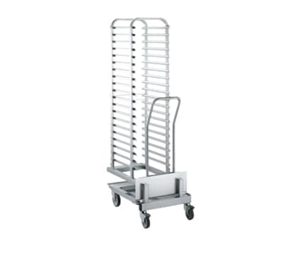 Electrolux 922007 Tray Rack Trolley For 20-Half Size Pans