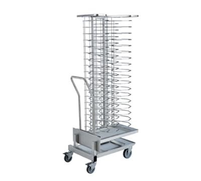 Electrolux 922016 Trolley Rack, for 54 Plates for 20 Half Size Rack Ovens